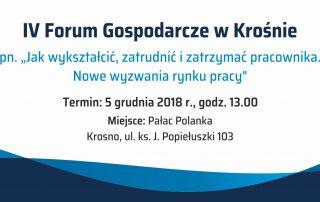 IV Forum Gospodarcze w Krośnie